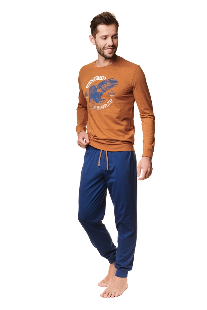 Pijama model 157063 Henderson maro