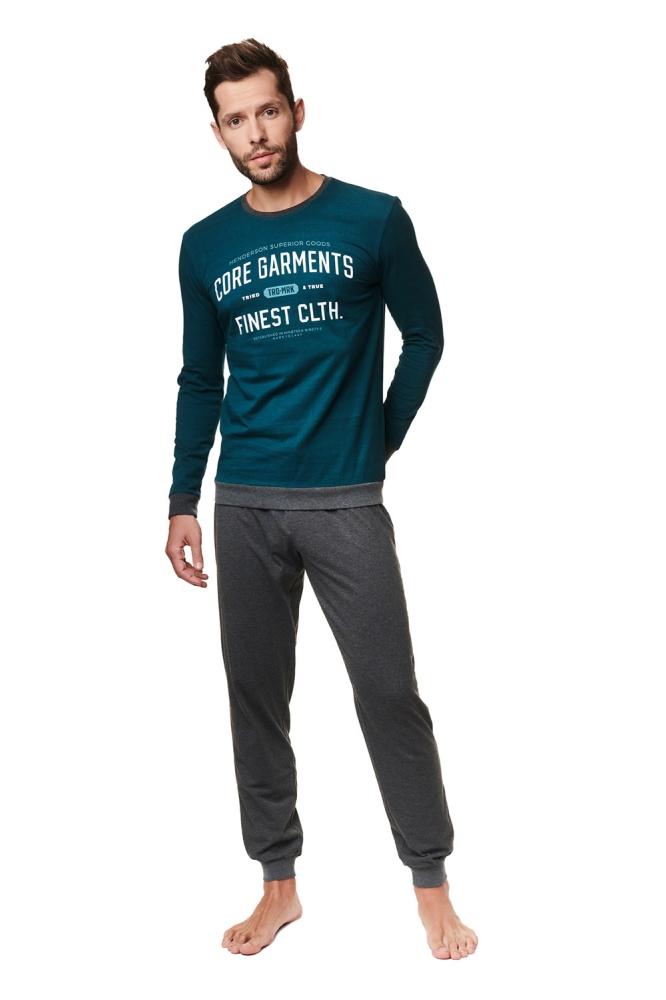 Pijama model 157065 Henderson verde