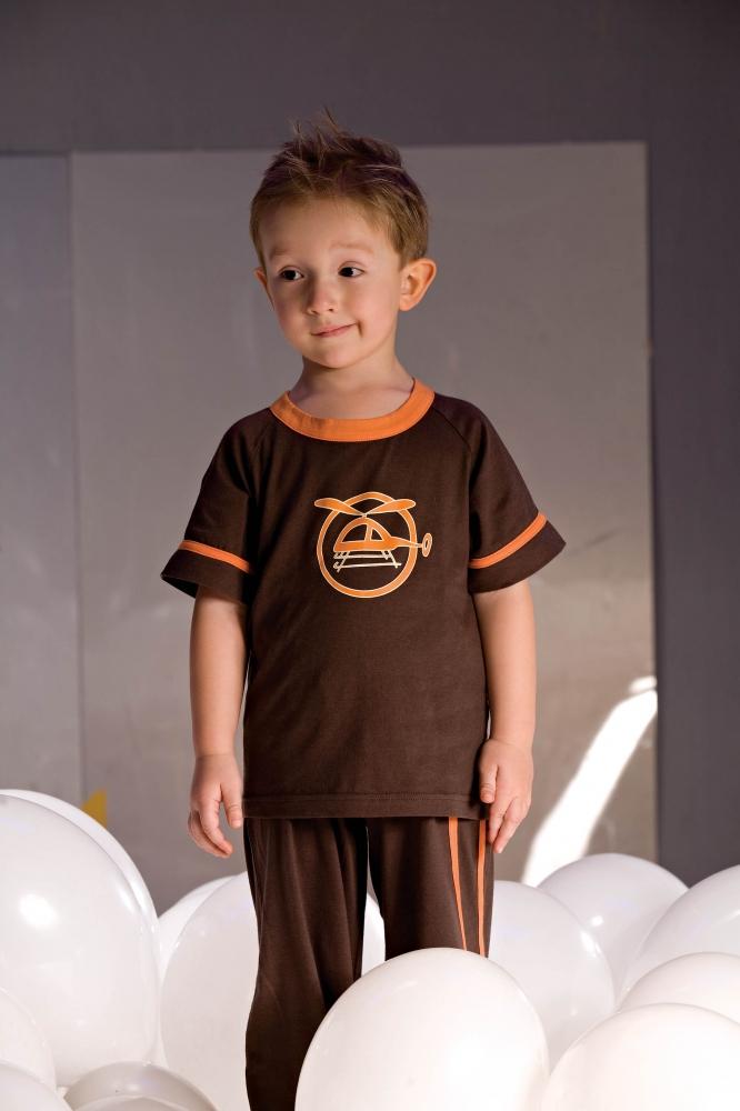 Pijama model 30656 Piccolo Meva maro