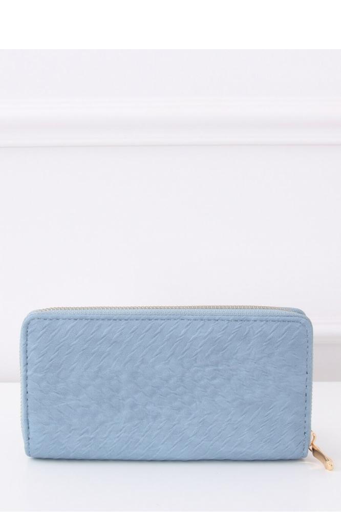 Portofel de dama model 139107 Inello albastru
