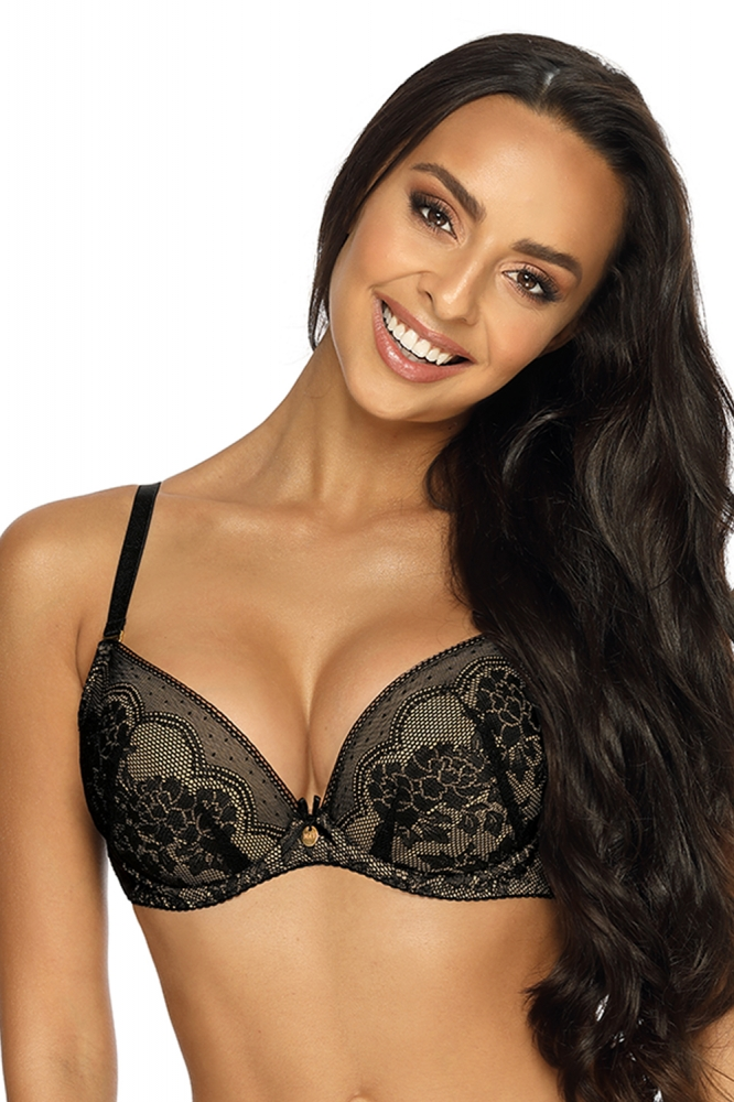 Push-up model 153469 Mat negru