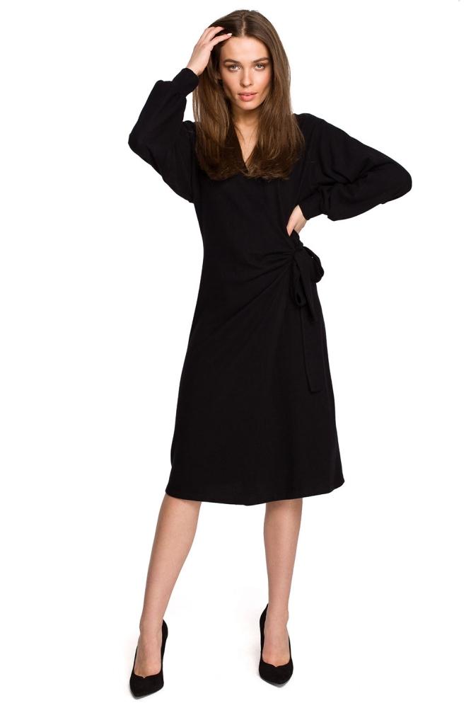 Rochie de zi model 154068 Style negru