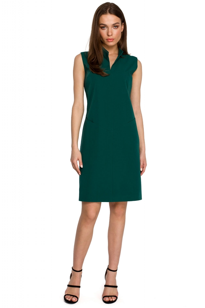 Rochie de zi model 154099 Style verde