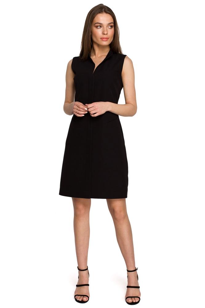 Rochie de zi model 154100 Style negru