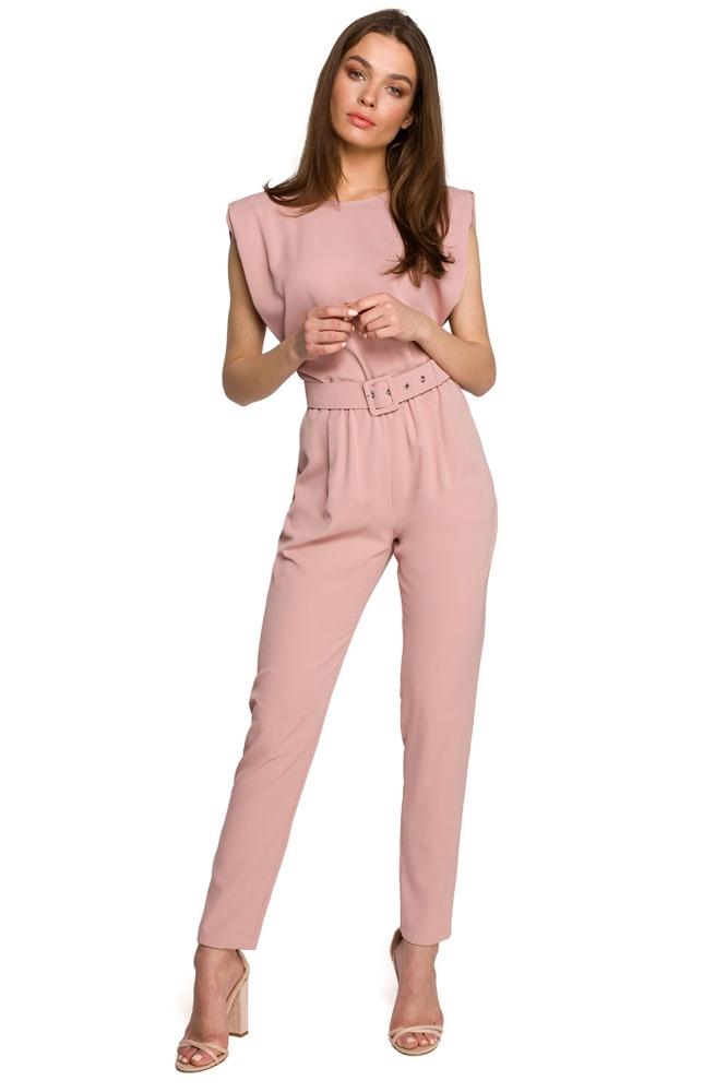 Salopeta model 154093 Style roz