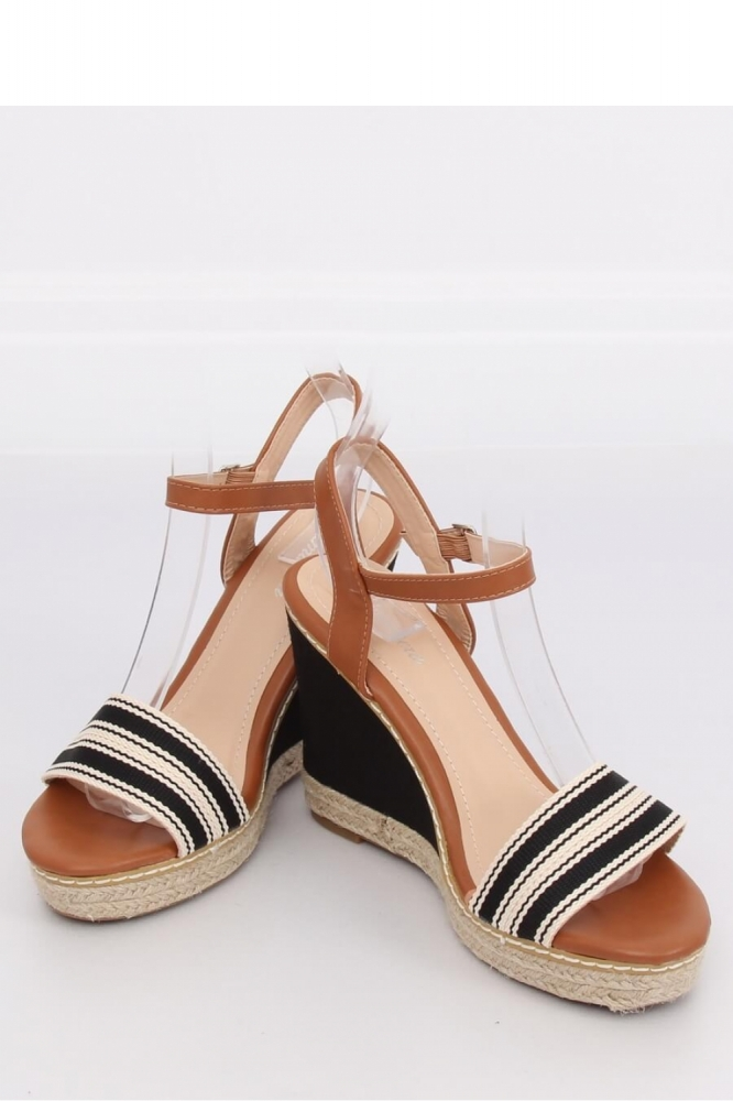 Sandale cu toc model 130296 Inello negru