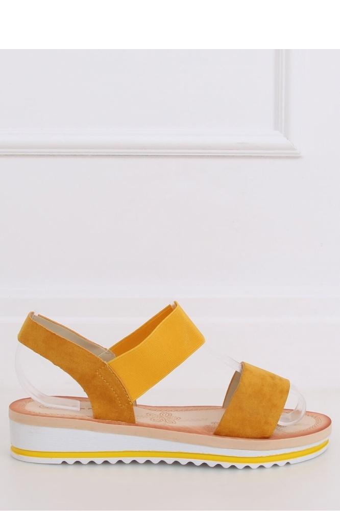 Sandale model 144377 Inello galben