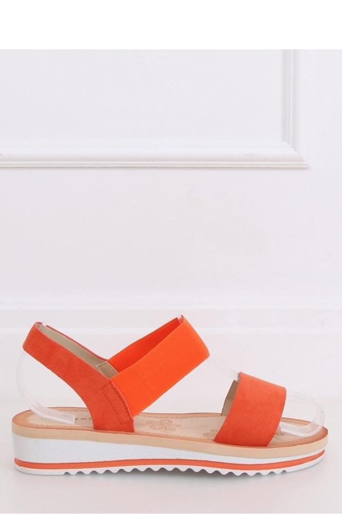 Sandale model 144378 Inello portocaliu