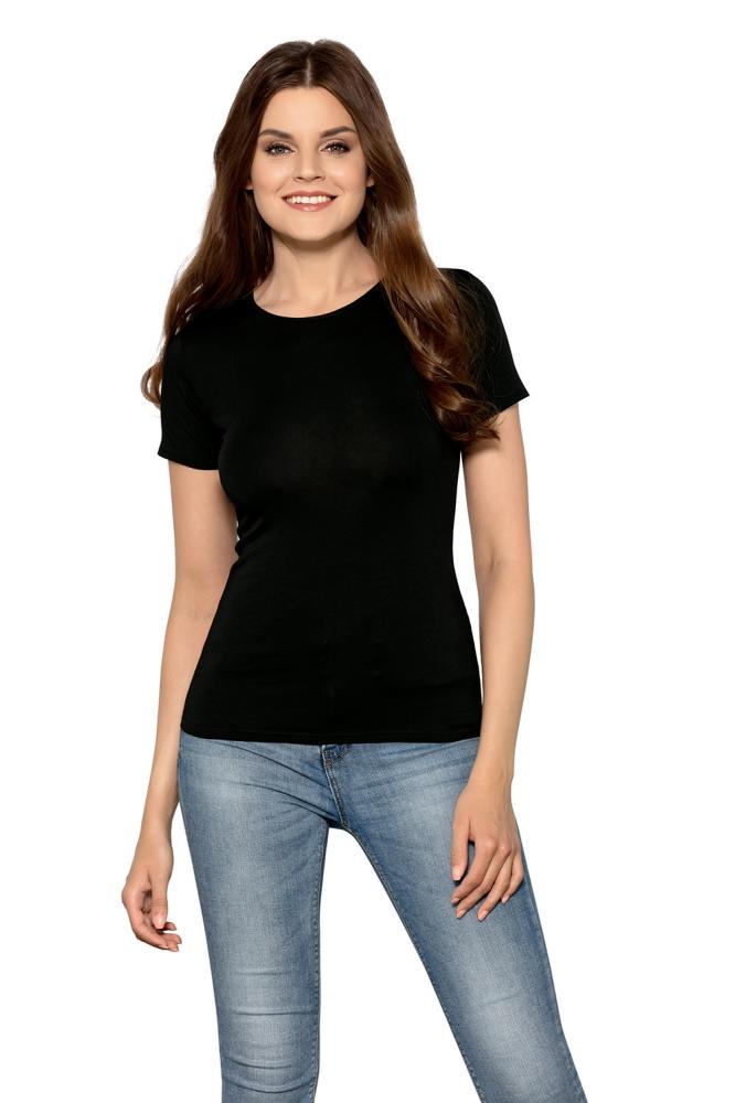 Tricou model 154227 Babell negru