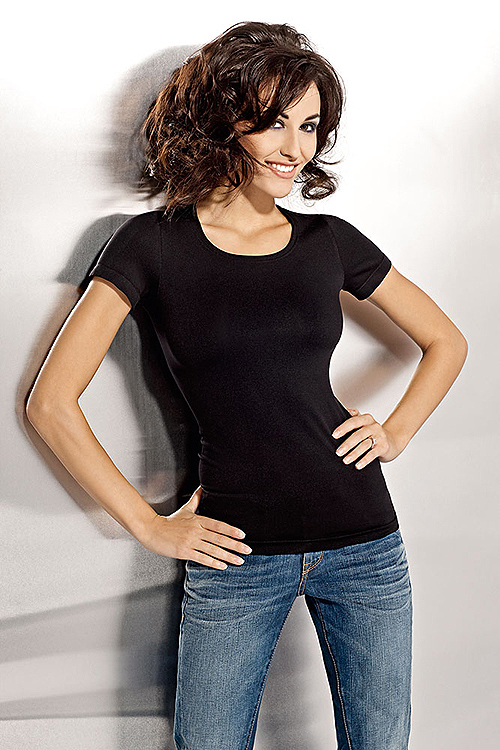 Tricou mulat maneca scurta Model 49491 Moraj Captuseala